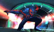 Spider-Man Edge of Time screenshot 2