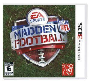 Madden NFL Football cover