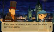 Professor Layton vs. Phoenix Wright screenshot 39