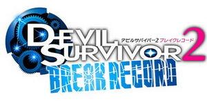 Devil Survivor 2 Break Record logo