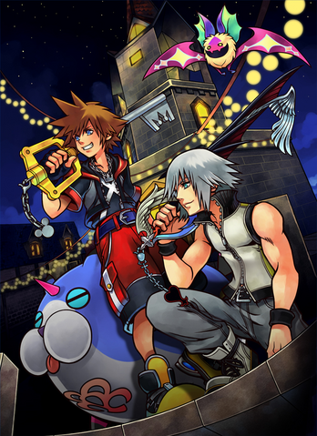 File:Kingdom Hearts 3D TGS poster.png