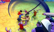 One Piece Unlimited World Red screenshot 7