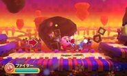 Kirby Triple Deluxe screenshot 6