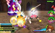 Kingdom Hearts 3D screenshot 72