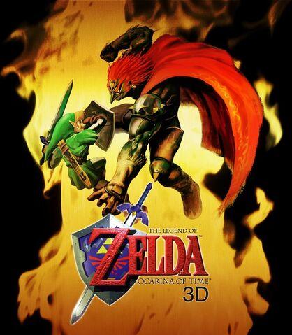 File:Legend of Zelda Ocarina of Time 3D promo image.jpg