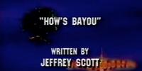 How's Bayou
