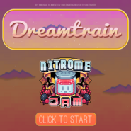 Dreamtrain menu