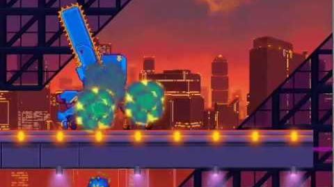 Final Ninja - level 20 Ending