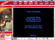 Final Ninja scores glitch
