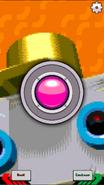 BBR Touchy yellow robot menu