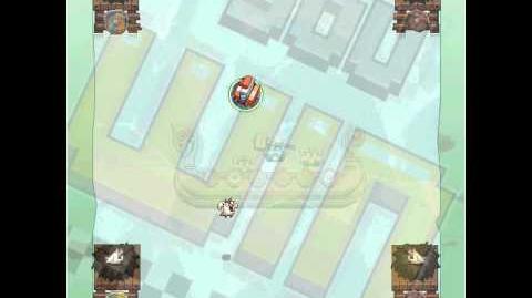 Bump Battle Royale - level 4 (Royal Rumble 1)