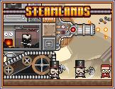 Steamlands Featured