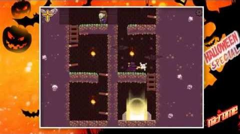 Nitrome Turn-Undead Level 10 with Cross