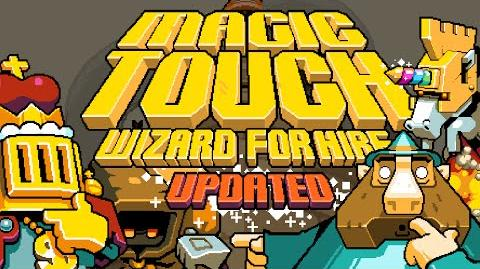 Magic Touch Wizard for Hire – Update 1 – iOS Android