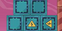 Metal blocks (Powerup)