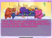 Twin Shot 2 ending 1