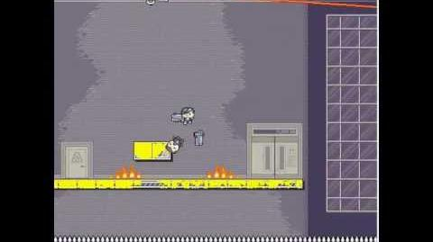Nitrome Must Die - Challenge Level 17 Level 83