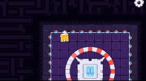 Gunbrick - level 3-Boss (3-12) ending
