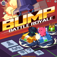 Bump Battle Royale menu