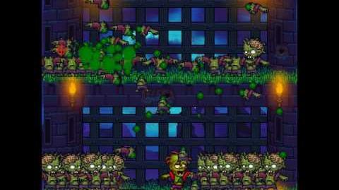 Nitrome - Graveyard Shift Last Level Ending