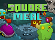 Square Meal menu