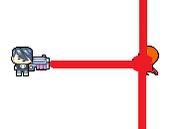NMD Multi-beam gun
