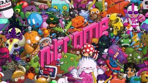 Nitrome Super Treadmill Game Song HD-1