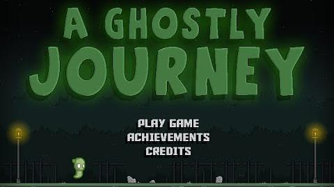 A Ghostly Journey Official Walkthrough (Flash Game)