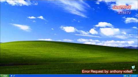 Microsoft Sam reads Funny Windows Errors Season 6 Finale
