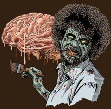 Afro Zombie