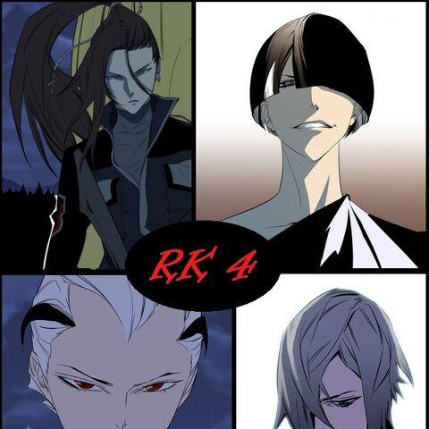 <b>The Original Team RK-4</b>