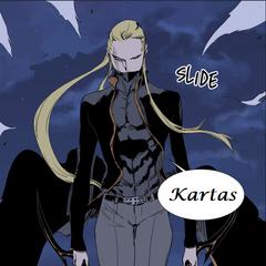 Ragar brings out Kartas.