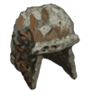 Hollowed Geode Helm
