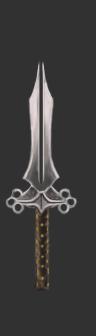 Splitblade War Dagger