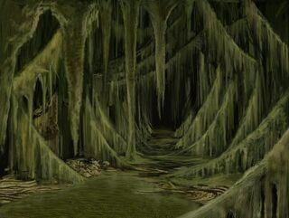 Moss Dungeon Level 2-Main