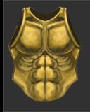 Gladiator of Gold Torso