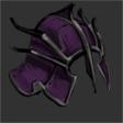 Ridged Chaos Skin Helmet