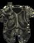 Ridged Iron Breastplate