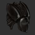 Deathbeetle Skull Helm