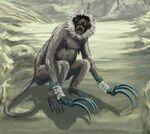 Razorclaw Monkey