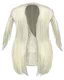 Luminescent Angel Hair Chestpiece