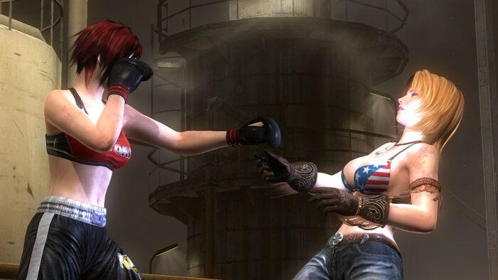 Dead or Alive 5 No Hud