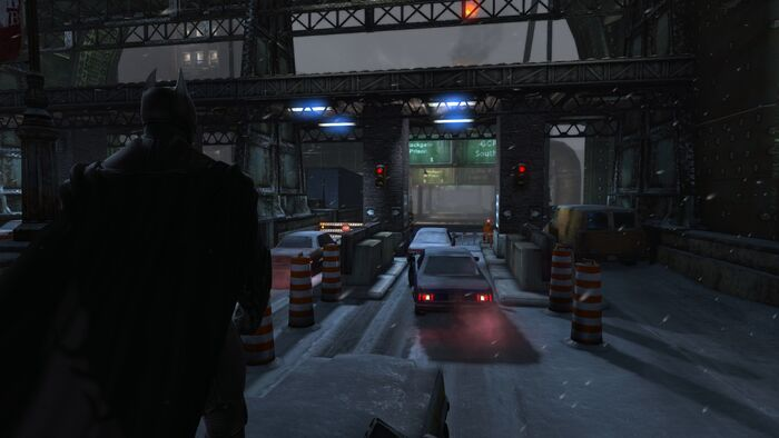 Batman Arkham Origins No Hud