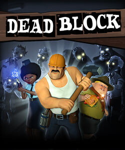 Dead Block box art