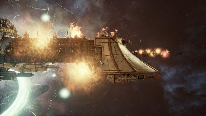 Battlefleet Gothic Armada No Hud
