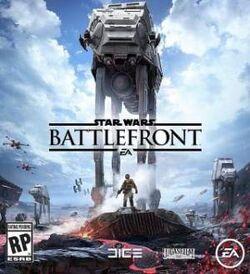 Star Wars Battlefront 2015 box