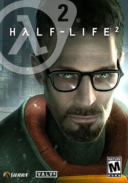 Half-Life 2 cover