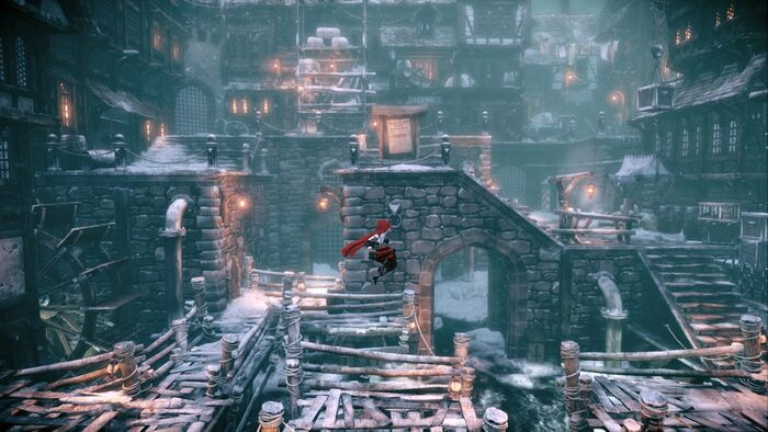 Woolfe-The Red Hood Diaries No Hud