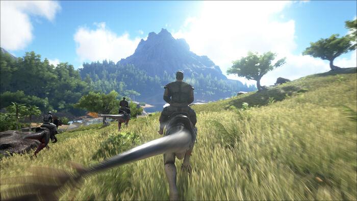 Ark- Survival Evolved No Hud