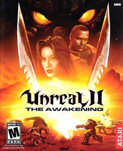 Unreal II - The Awakening Coverart